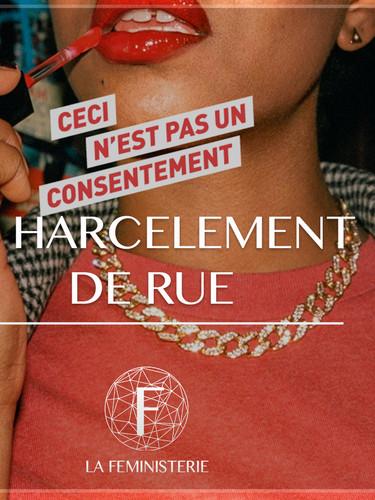Atelier Harcèlement de Rue x La Féministerie