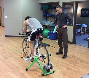 Biking, proper bicycle fit, cycling injury prevention