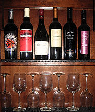 Ray's wine selection