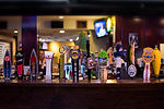 Craft Beer selection. Take beer with you. Beer to go