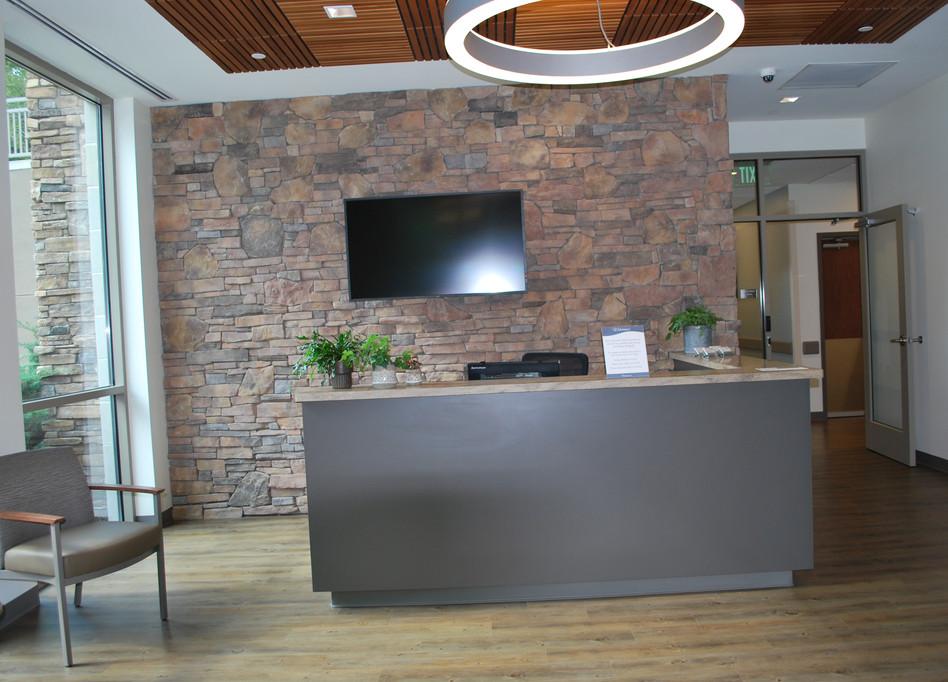 MAHEC Simulation Lab Lobby