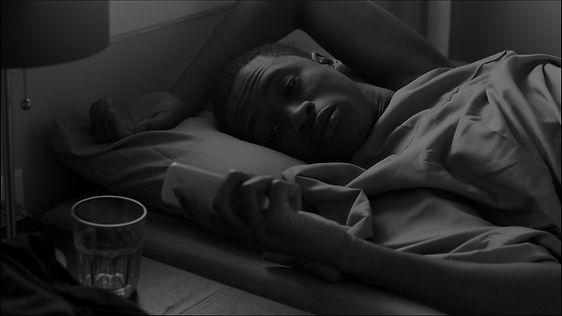 black and white sort film
