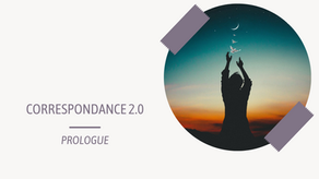 Correspondance 2.0 - 1. Prologue
