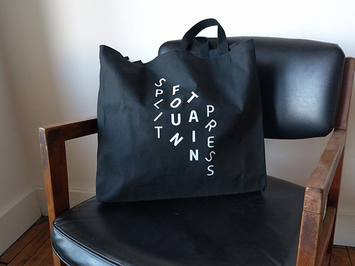 Split Fountain Press Tote