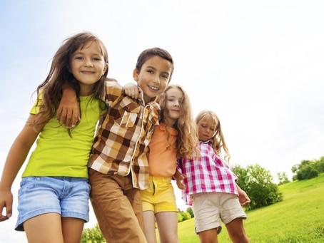15 coisas sobre amizade das crianças e como lidar com elas