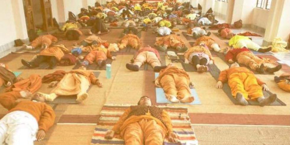 WORKSHOP   Yoga Nidra