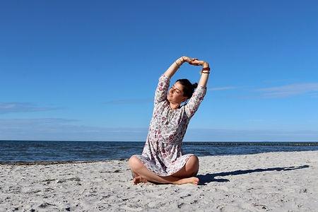 Pauline - Yoga Bonn