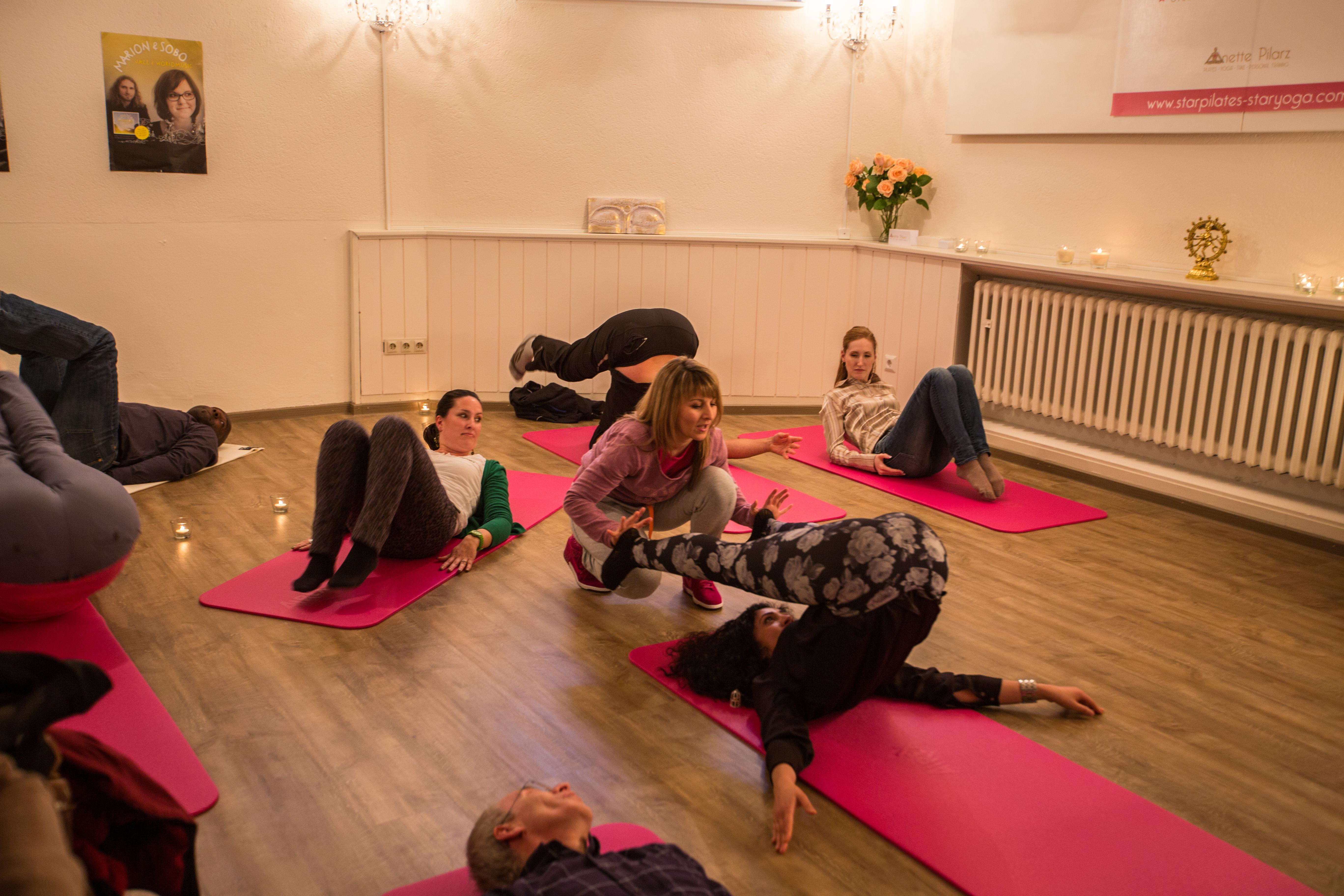 Pilates und Yoga Bonn Beuel