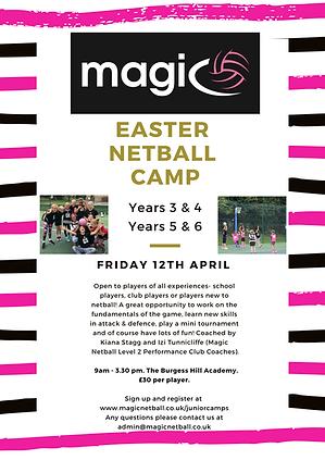 Magic Easter Camp 2019- Junior FINAL ONE