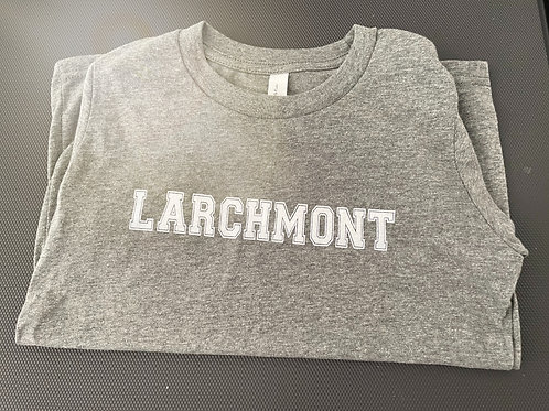 Gray & White Larchmont Shirt (Adult)
