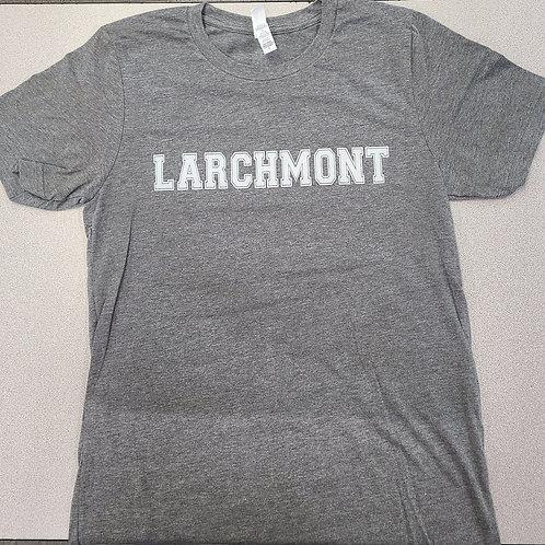 Gray & White Larchmont Shirt (Youth)