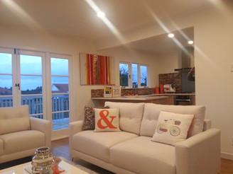 Open Plan Renovation For Comfortable Family Living 2016