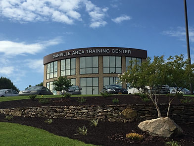 Danvill Area Training Center state-of-the-art facility
