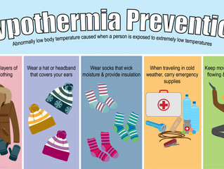 Prevent Hypothermia with these Easy Steps