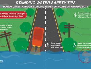 Driving During a Flash Flood Safety Tips