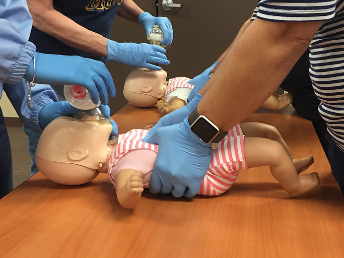 DATC First Aid CPR course