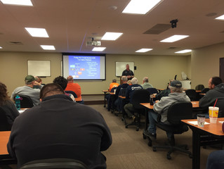 Super CE Weekend Draws Large Crowd for Continuing Education
