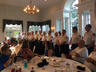 New Officers Installed for Danville Life Saving Crew