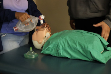CPR Students