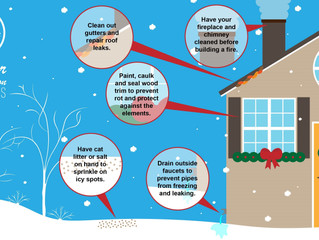 Winter Preparation Safety Tips