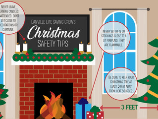 Christmas Season Safety Tips