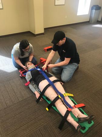 Advanced EMT Training