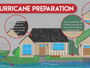 Hurricane Preparation Safety Tips