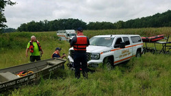 Swift Water Rescue Mission
