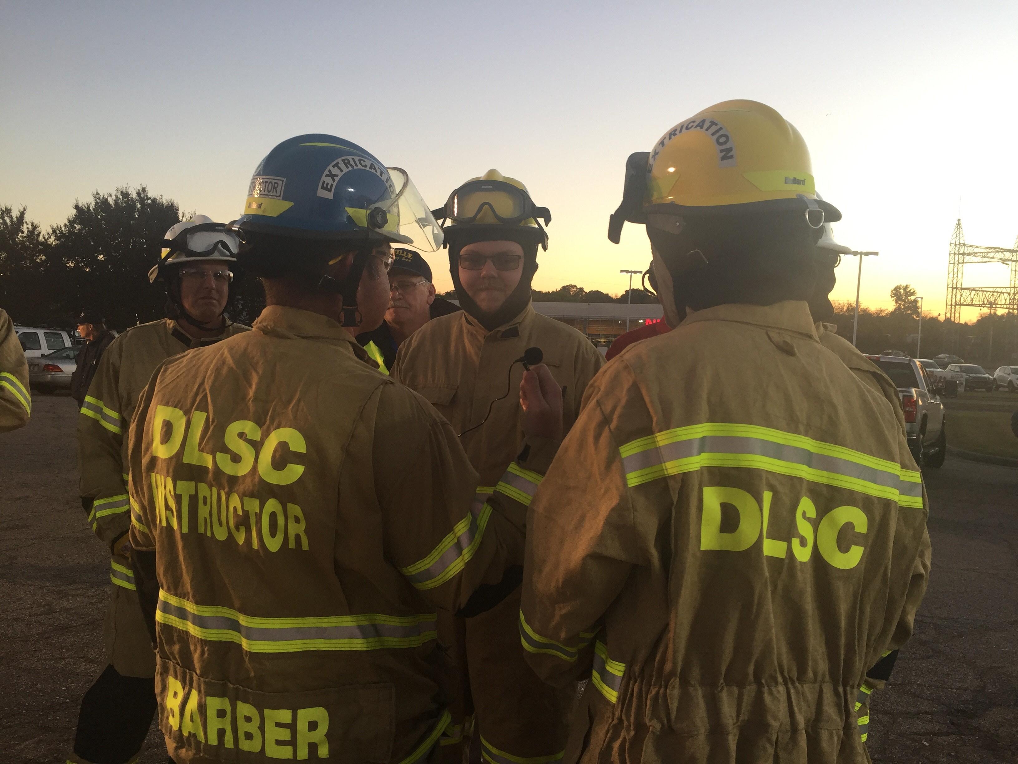 Extrication Training