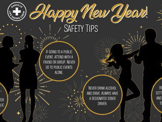 Ring in 2019, Safely