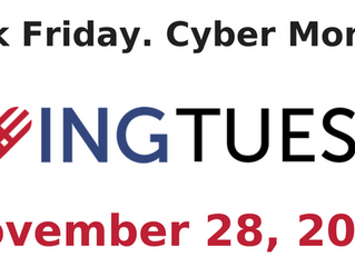 DLSC Participates in #GivingTuesday