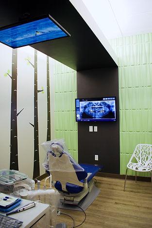 Birchwood Dental Operatory