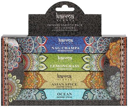 Karma Incense Sticks Gift Set