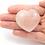 Thumbnail: Rose Quartz Crystal Heart