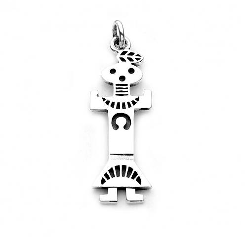 Navajo Yeti Spirit Charm/Pendant