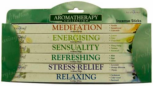 Incense Stick Gift Set Stamford Aromatherapy