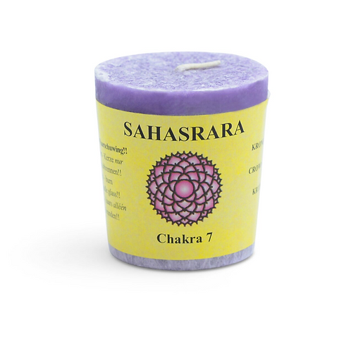 Crown Chakra Candle (Violet)