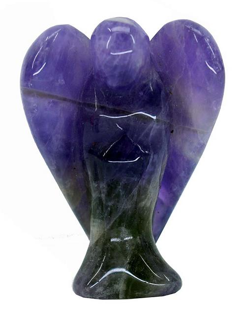 Crystal Angel Amethyst (50mm)