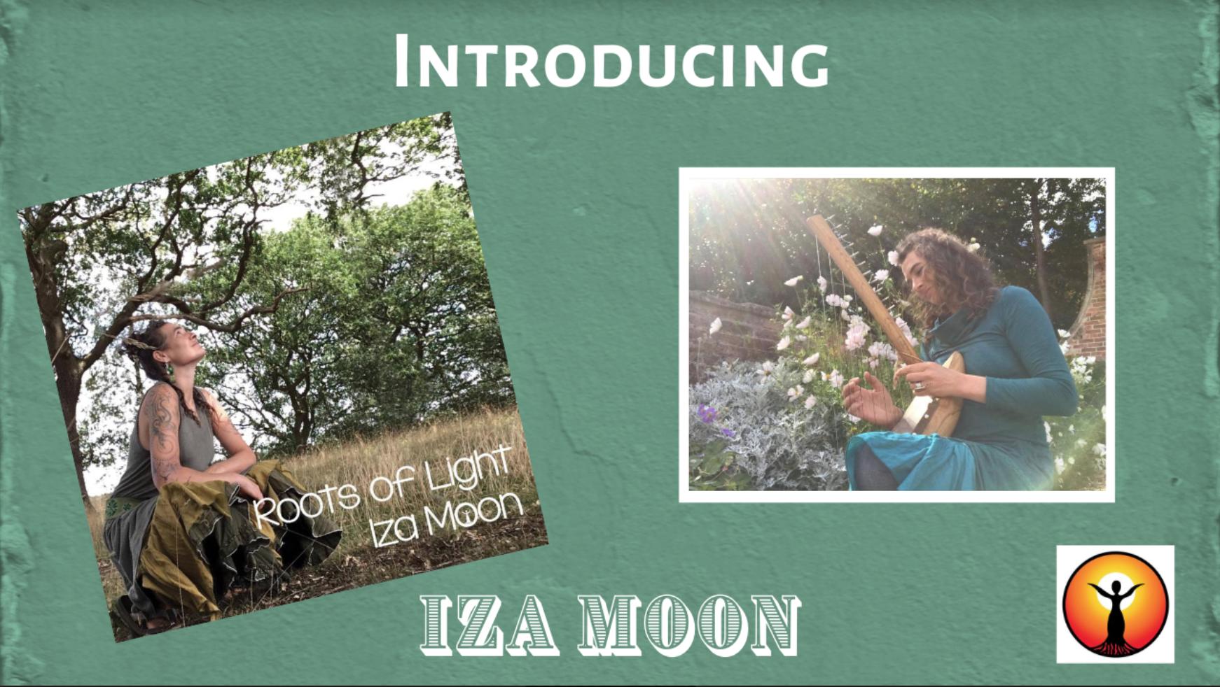 THE MAGICAL IZA MOON