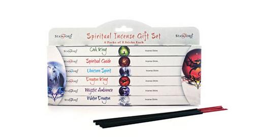 Incense Stick Gift Set Stamford Spiritual
