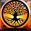 Thumbnail: Tree Of Life Design Salt Lamp