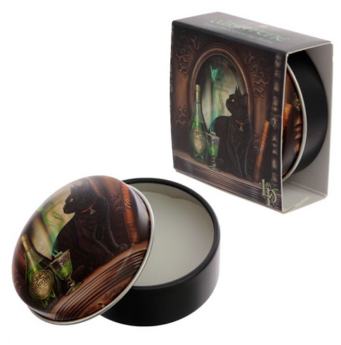 Lisa Parker Magical Cats Lip Balm in a Tin (Mint)