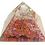 Thumbnail: Pyramid Orgone Red Jasper (8.5cm)