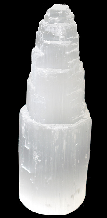 Selenite Mini Tower (15cm)