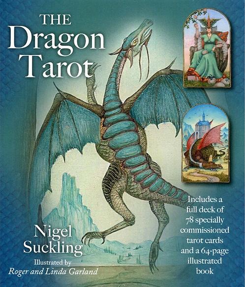 The Dragon Tarot Cards