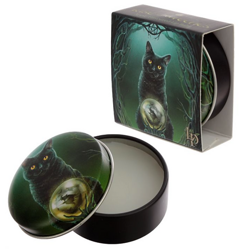 Lisa Parker Magical Cats Lip Balm in a Tin (Apple)