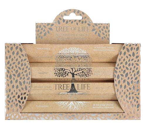 Tree Of Life Incense Stick Gift Set