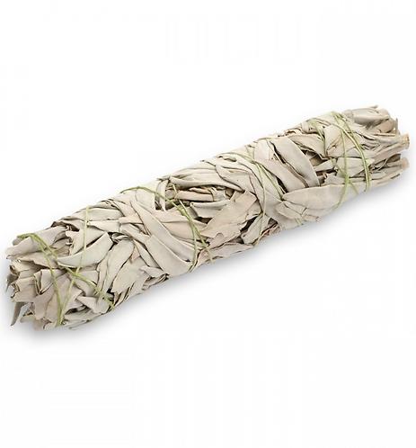 Californian White Sage Smudge Stick (Premium Quality)
