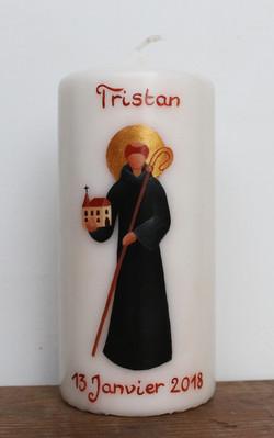 St Tristan (Drostan)