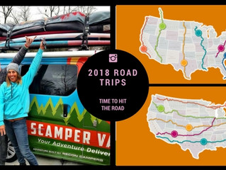 Plan your 2018 Road Trips